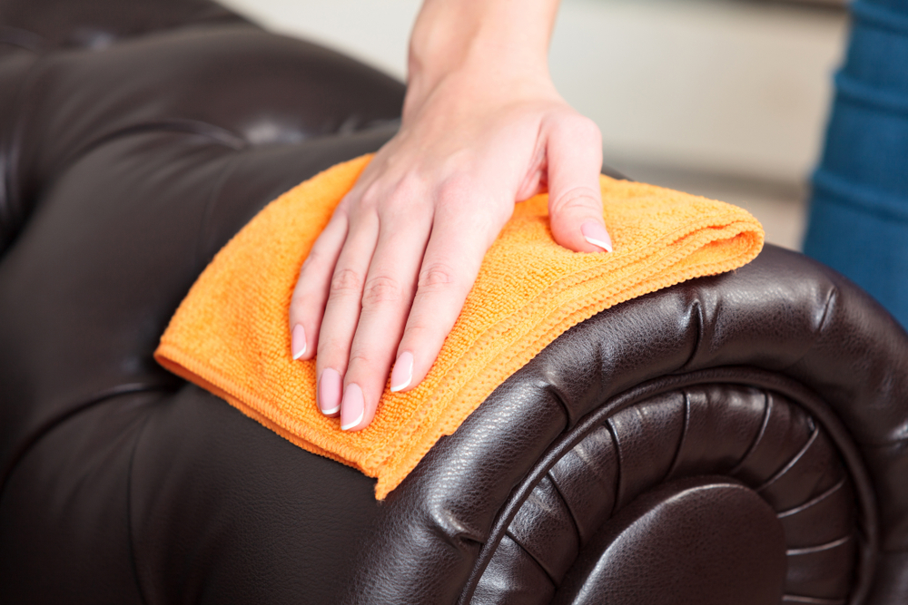 Leather and Upholstery Cleaning, A Team Cleaning - Findlay Ohio