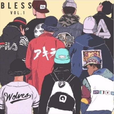 Bless Vol 1. by Inner Ocean Records