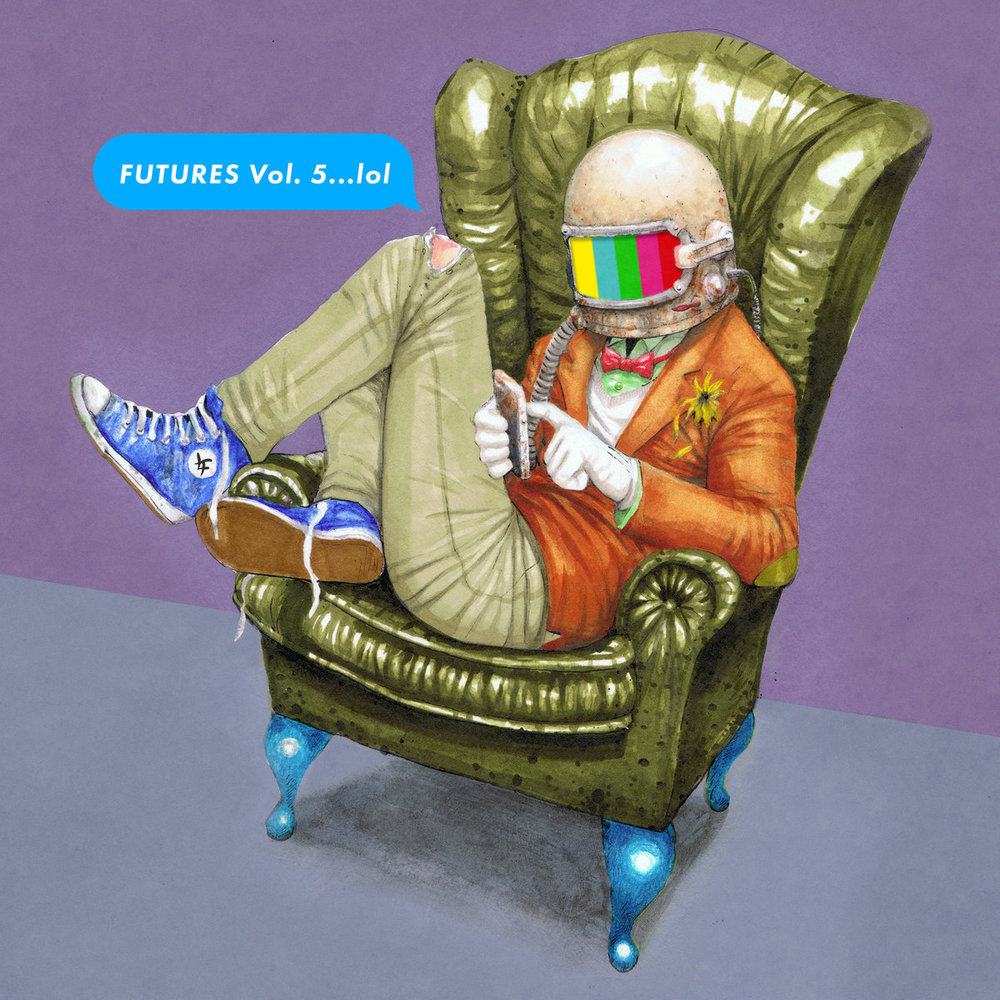 FUTURES Vol. 5 by Inner Ocean Records