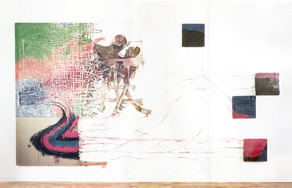 The Altered Genetics Of Panting #5, 1992-1993