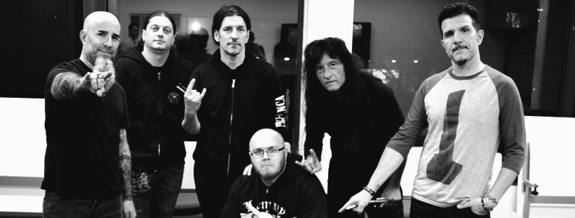 With Anthrax