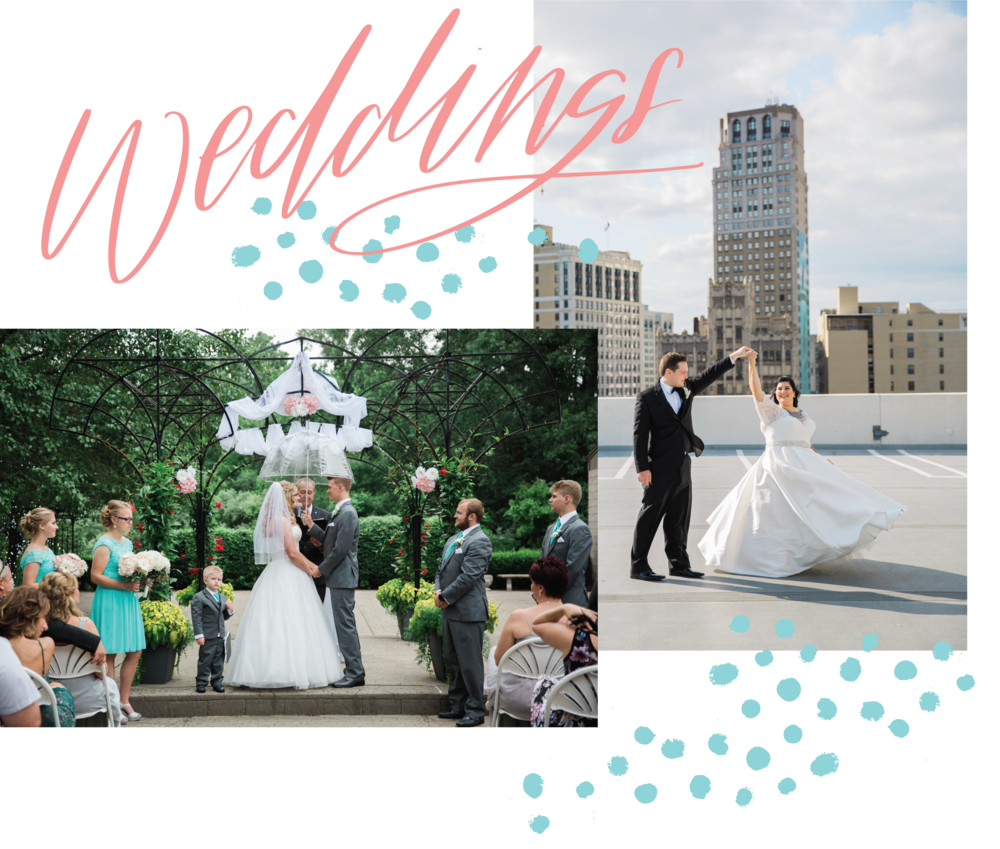 Let us capture your love story! - Wedding planning can be overwhelming! With SMS you won't worry about your photos. We work with you from start to finish to ensure that your wedding is absolutely perfect. We craft a custom timeline to capture all your special moments. You don't have to worry about photos on a list. Leave the details to us!