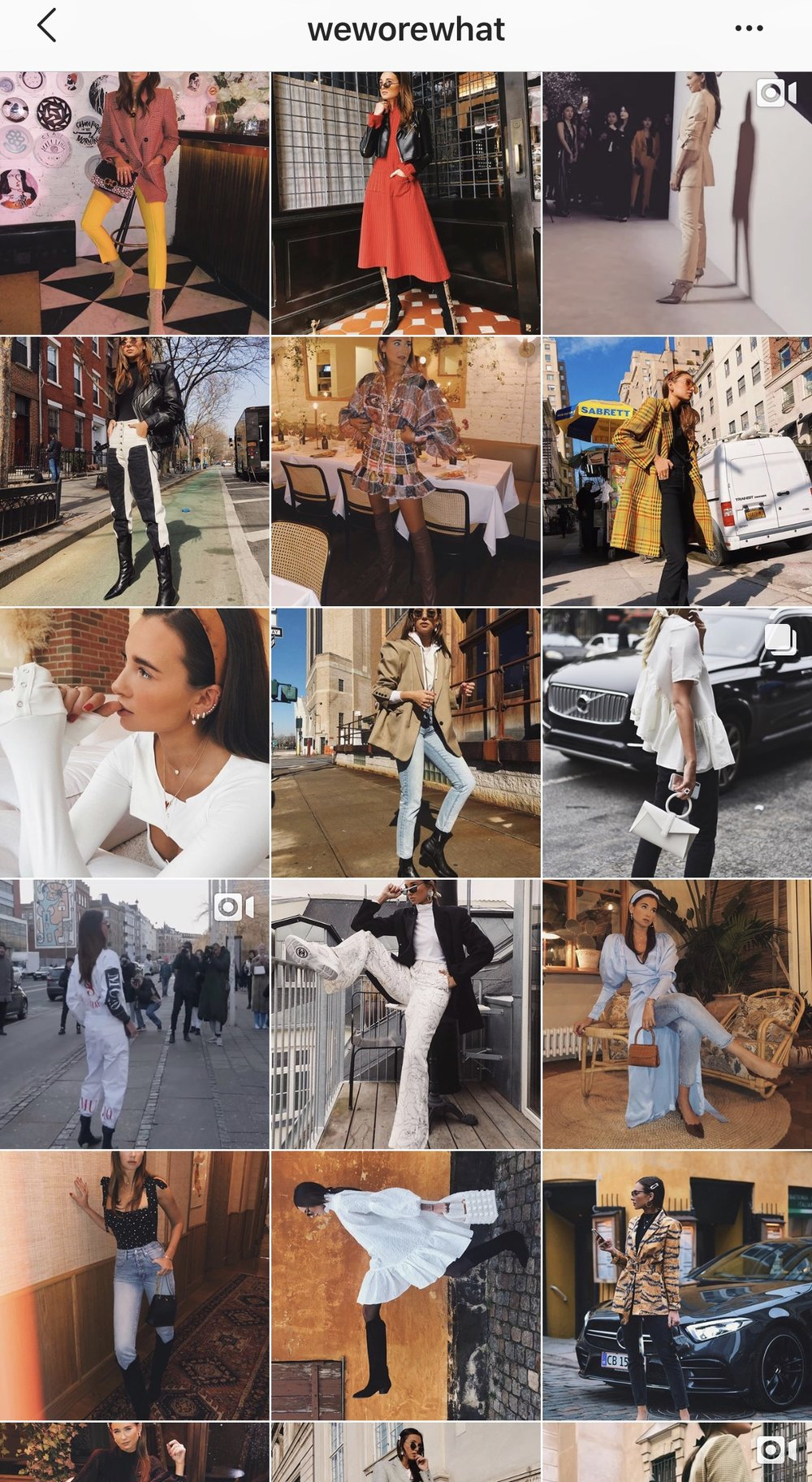 Danielle Bernstein - Where New York City style and Chic meet.