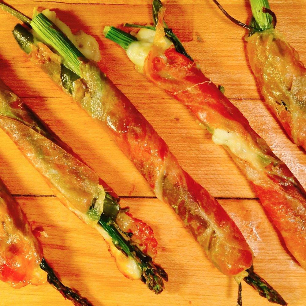 Asparagus Grisinni