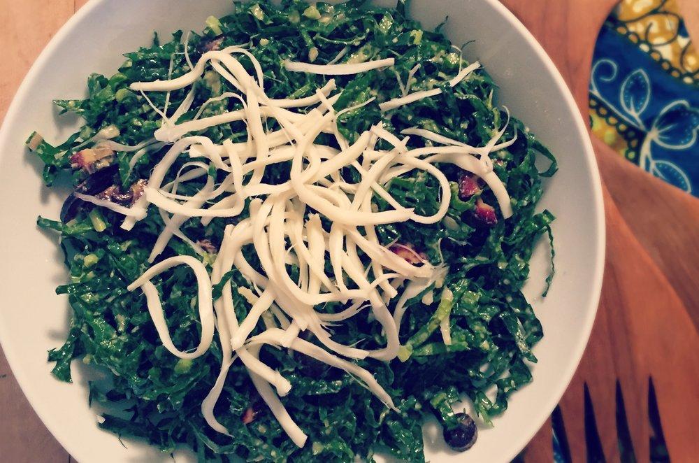 Steamroller Salad