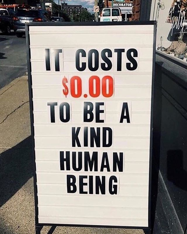 ❤️ FYI ❤️ #regram @refinery29 . . . . . . #kindness #motivation #fitnessmotivation #motivationalquotes #mondaymotivation #fitness #fitnessgoals #health #healthylifestyle #goals #pilates #pilateslovers #pilateseveryday #pilatesinstructor #pilatesreformer