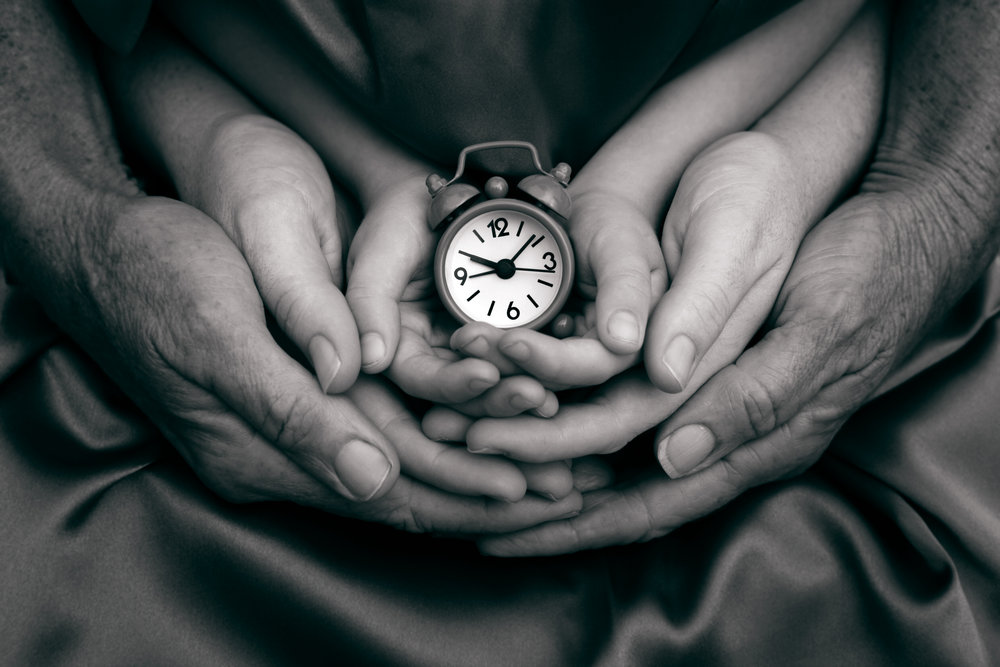 Make time your ally. Leave a lasting legacy. -