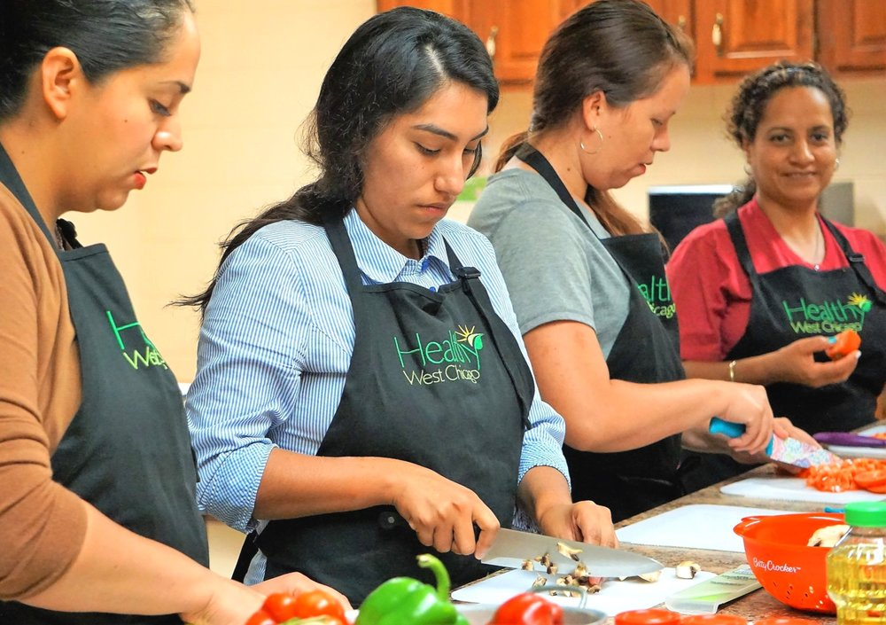 Community Cooking Class