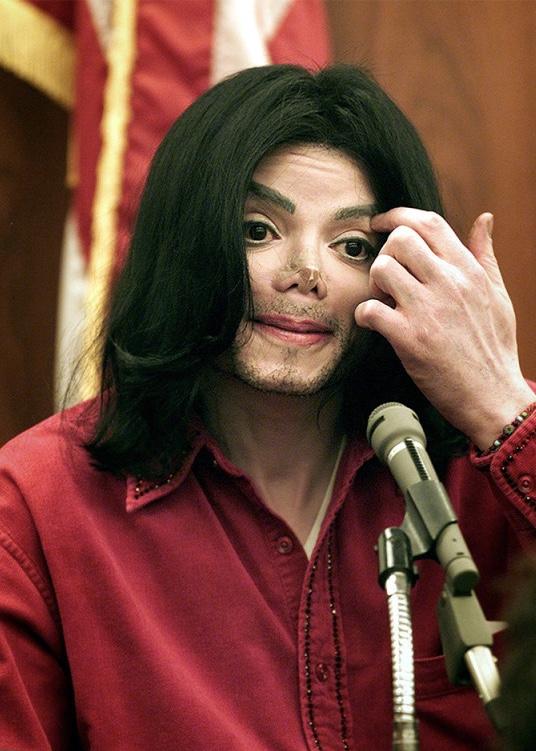 Michael Jackson Plastic Surgery 'Gone Wrong'