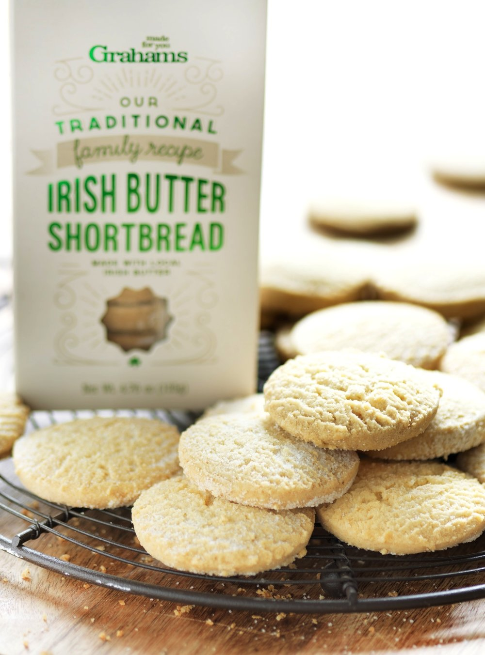 Irish Shortbread