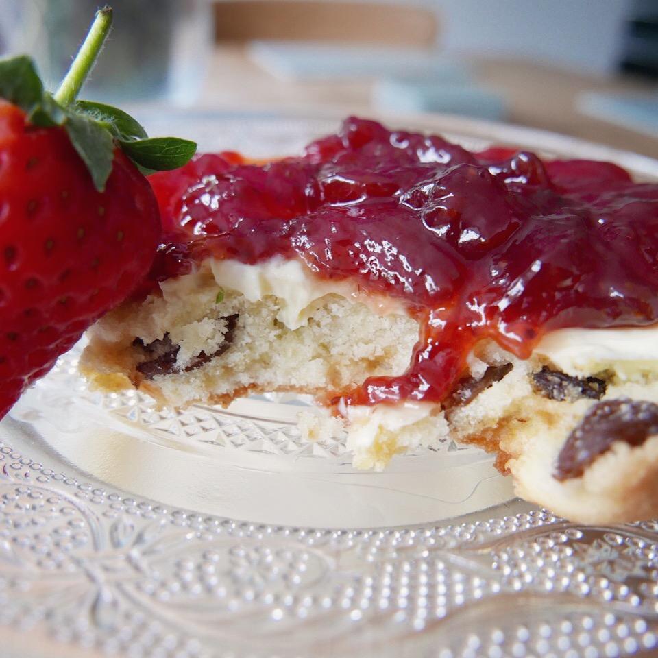 gluten free scones nottinghamshire