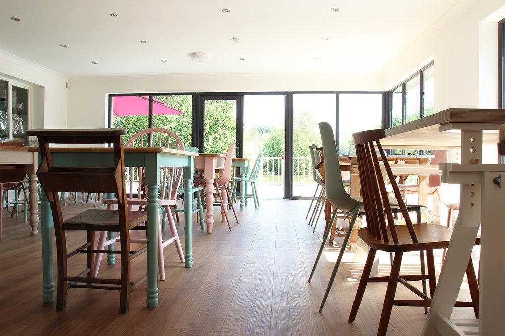 gluten free tea room southwell