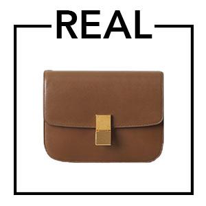 real box bag