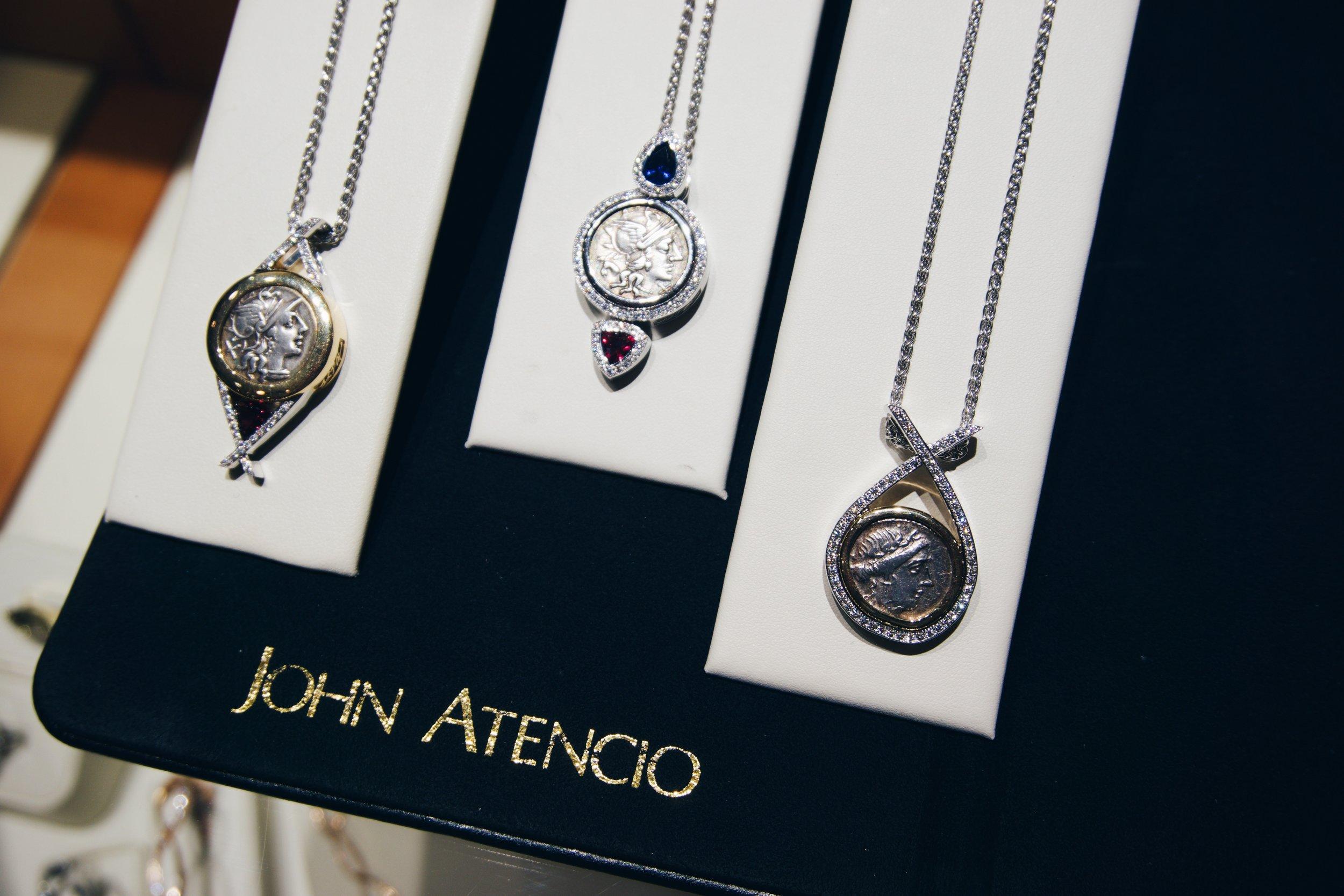 Denver Designer John Atencio Raeann Langas