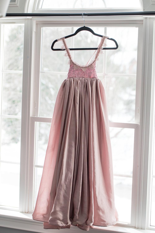 Anna Triant Pink Dress
