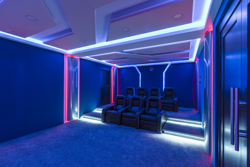Theatre Rooms -
