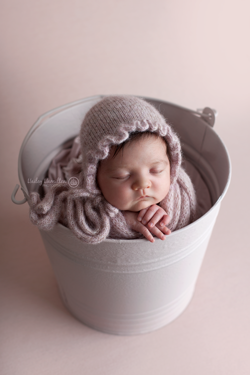 Newborn bucket props available in canada two sizes and many colors available