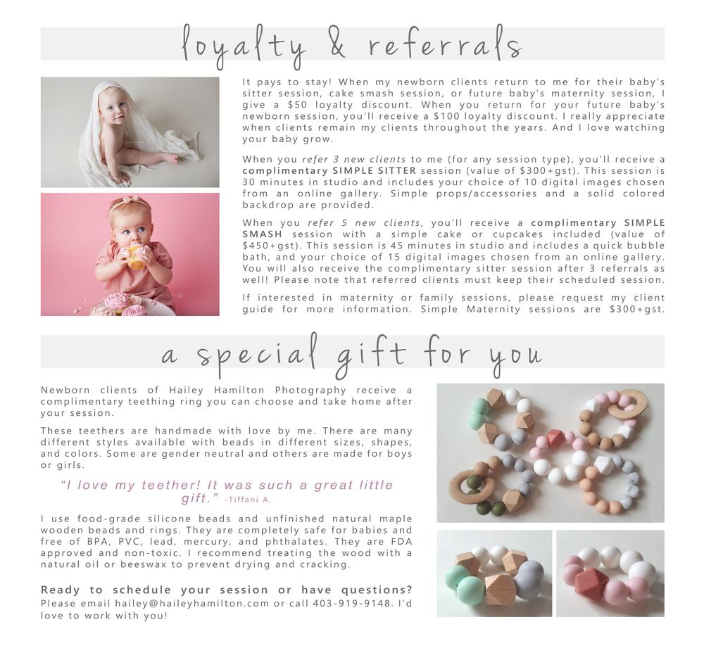 Loyalty & Referrals