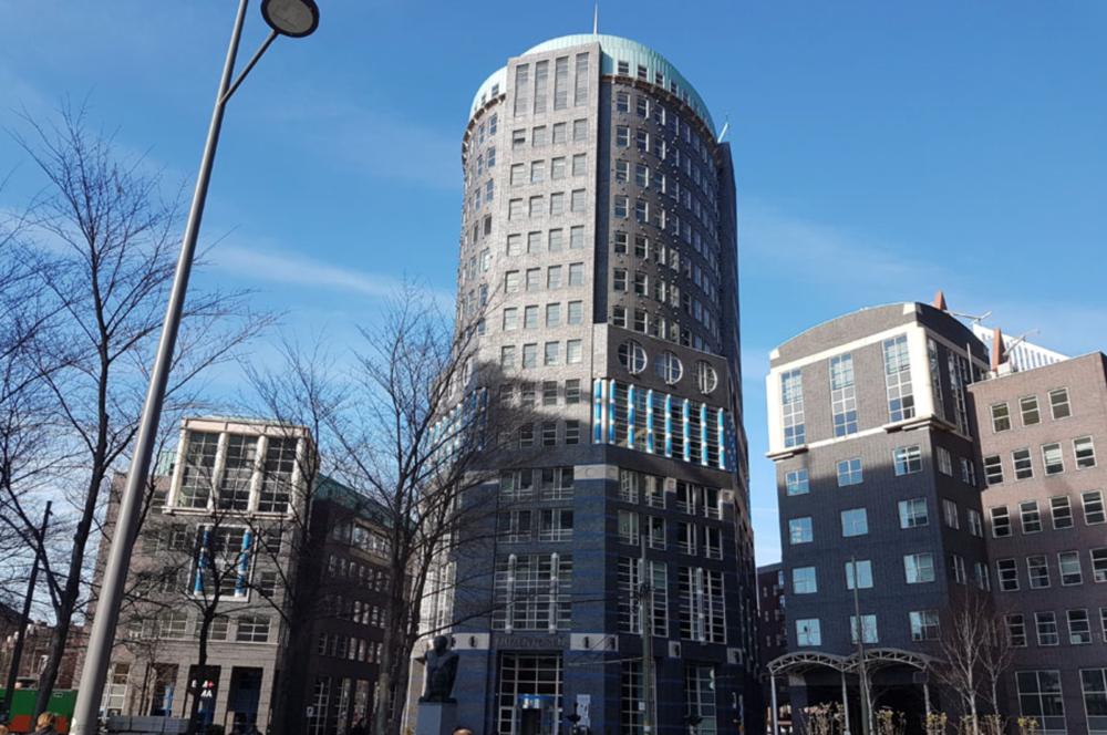 Muzentoren - Den Haag (ZZDP)