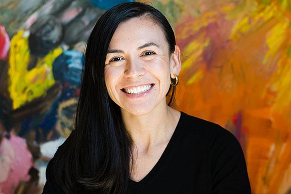 OLIVIA CUEVA  Creative Program Director