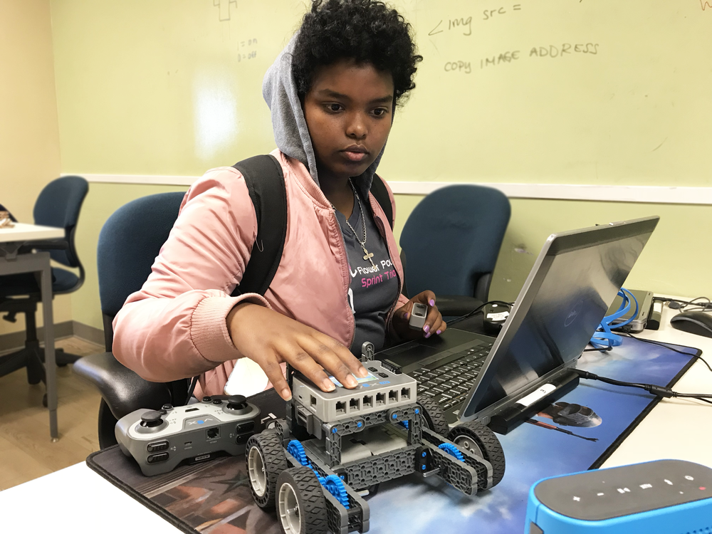 $1000 - Helps grow our makerspace with the latest hardware and software.