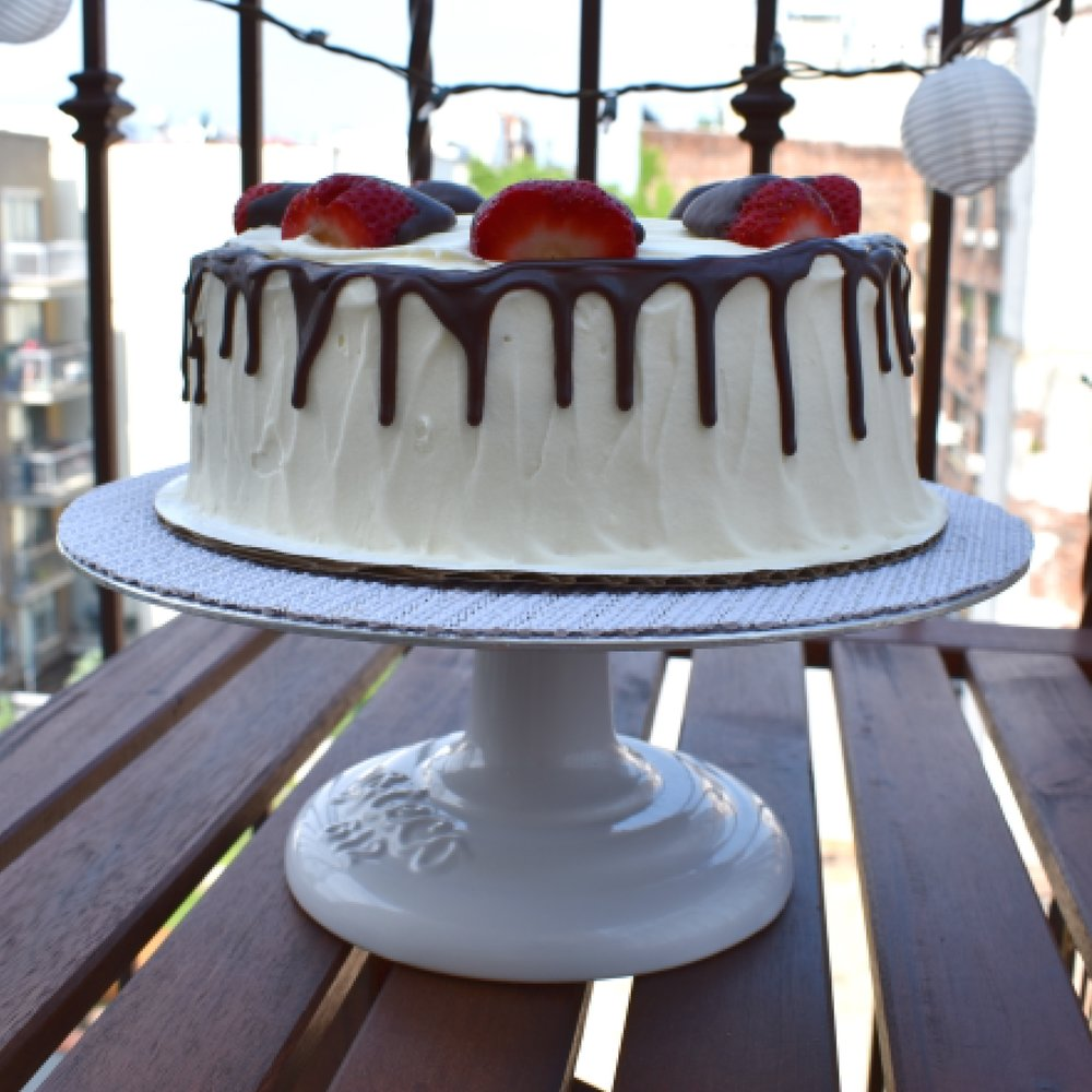 the Chocolate Covered Strawberry Shortcake