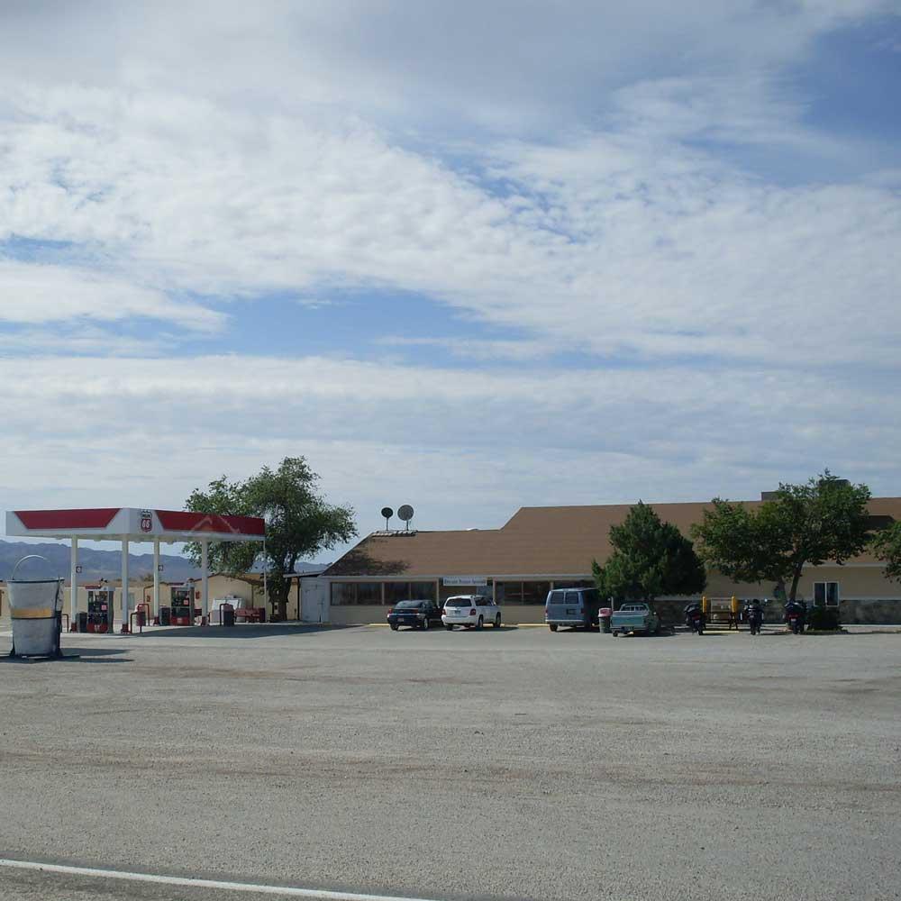 Motel & RV - The Border Inn