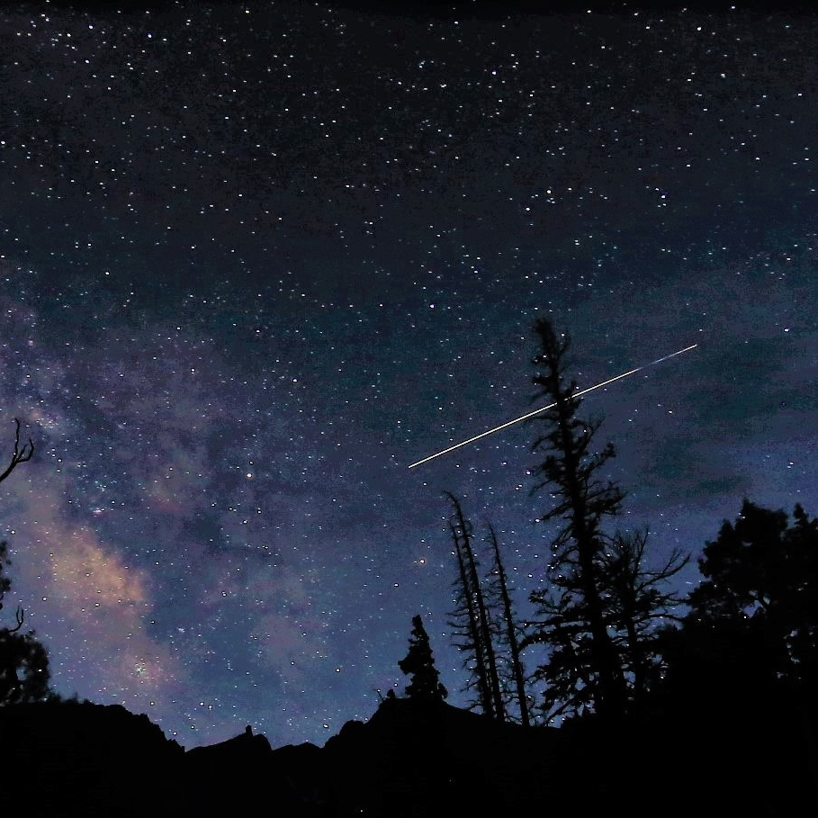 - Stargazing
