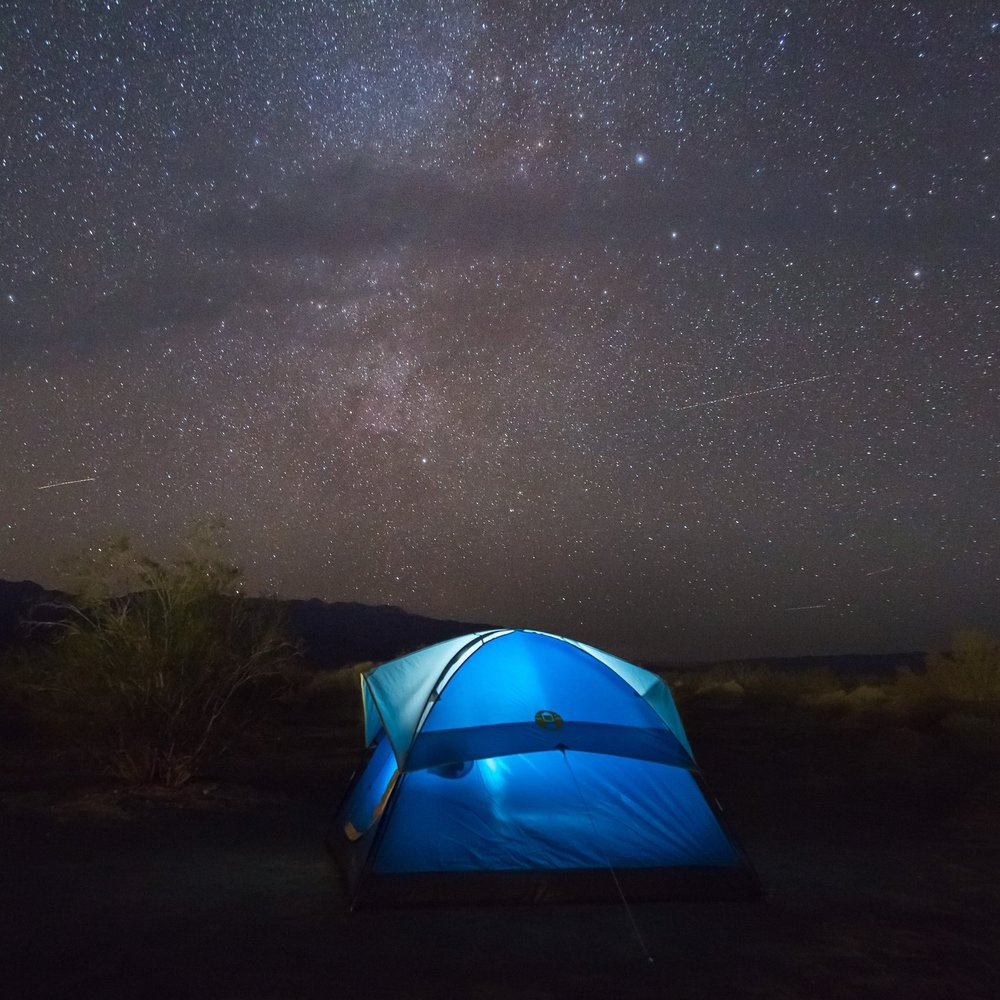 - See Camping