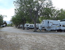 Campsites and rv hookups - whispering elms