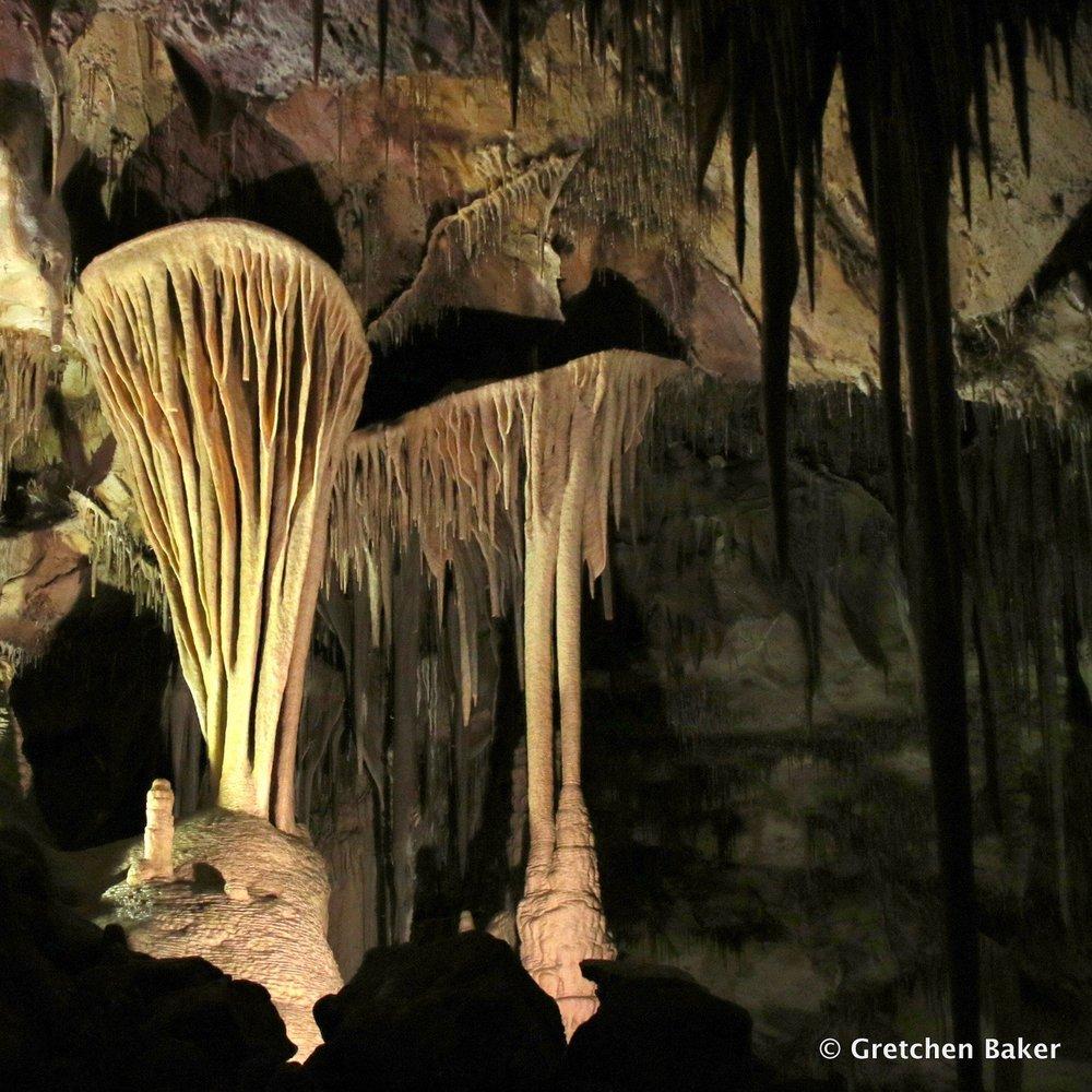 - cave tours