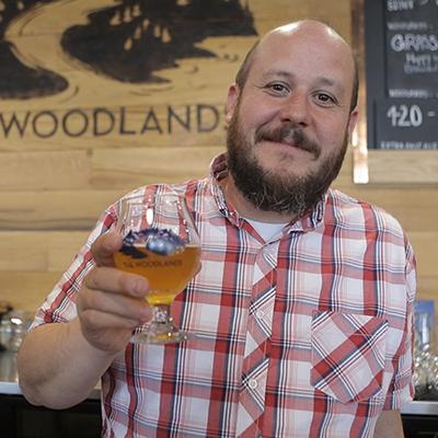 Ben ChambersSweetwater brewing -