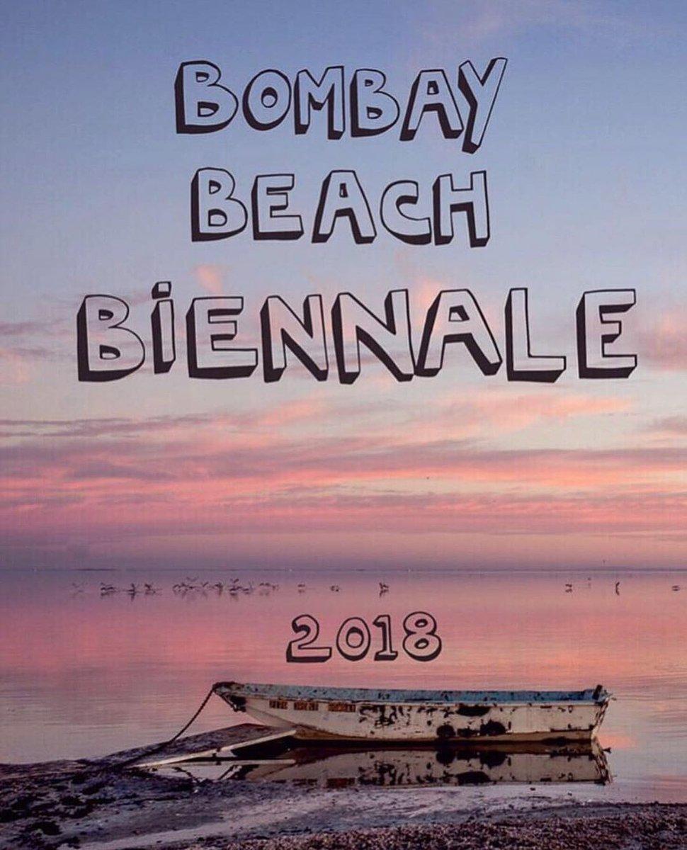 Bombay Beach Biennale 2018