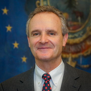 Senator Chris Bray