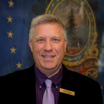 Representative Tom Stevens