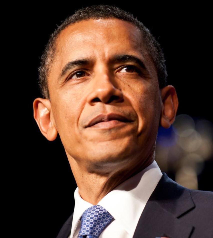 Fmr. President Barack Obama