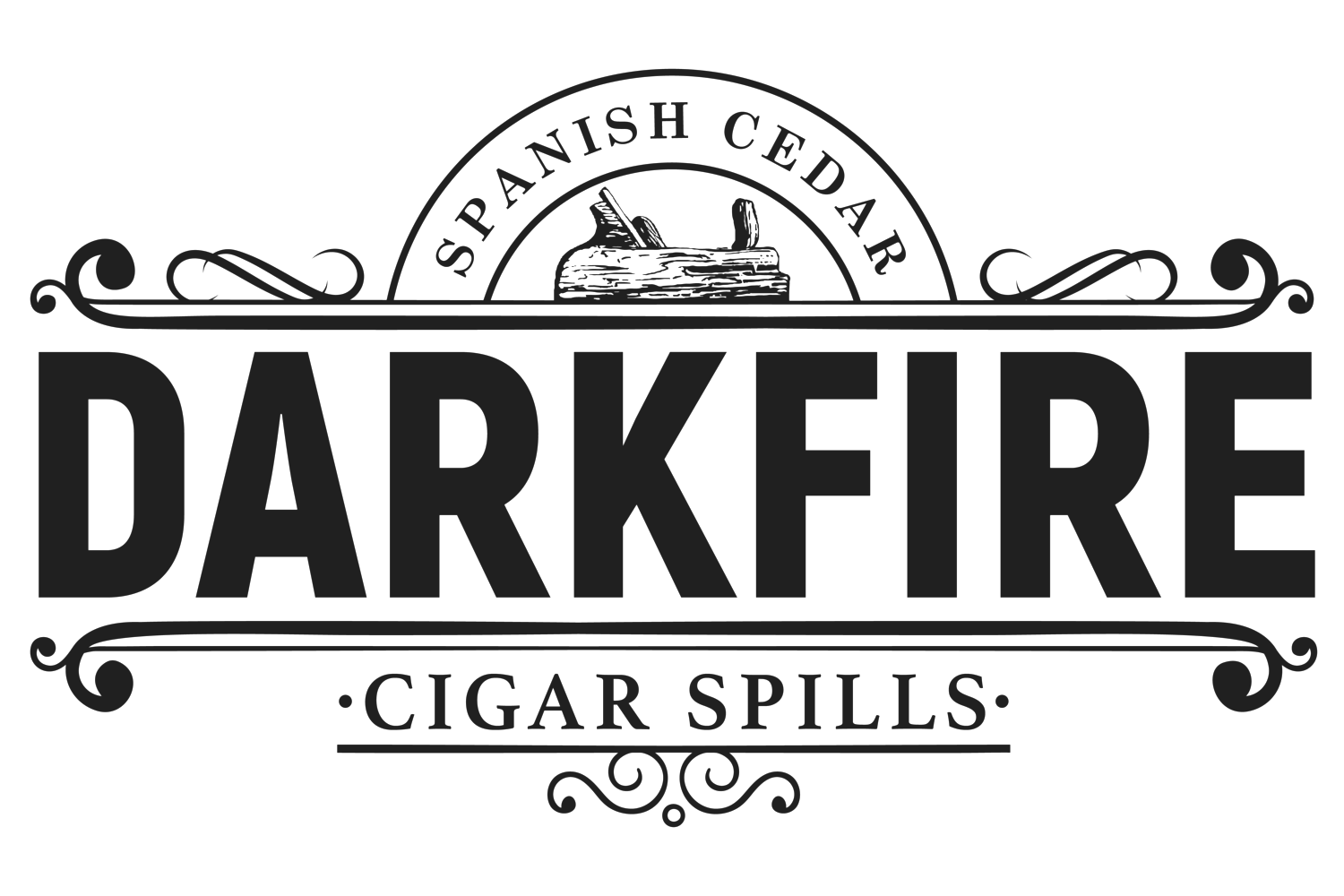 Darkfire Cigar Spills