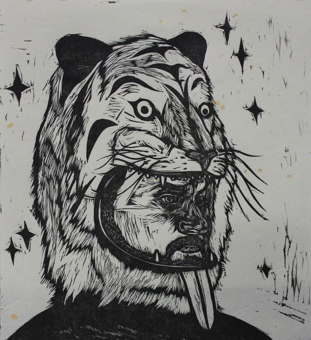 """Tiger Shaman"""