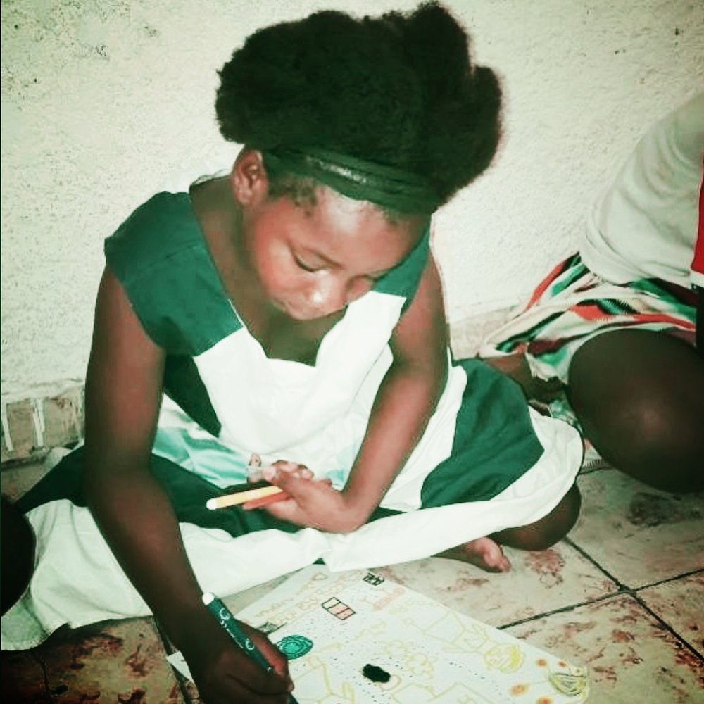 Provide a Child's School Tuition for a Year - Your child will receive school tuition and all materials needed for the school year, as well as 3 meals and snacks per day while the child is at school.$650 per child annually