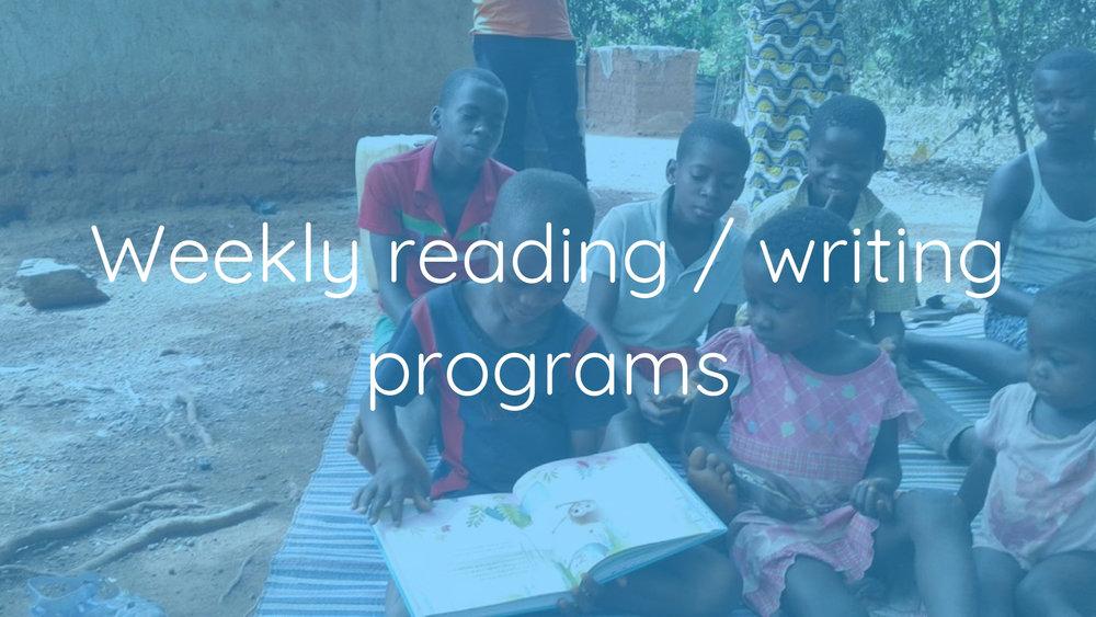 KSP Reading Program