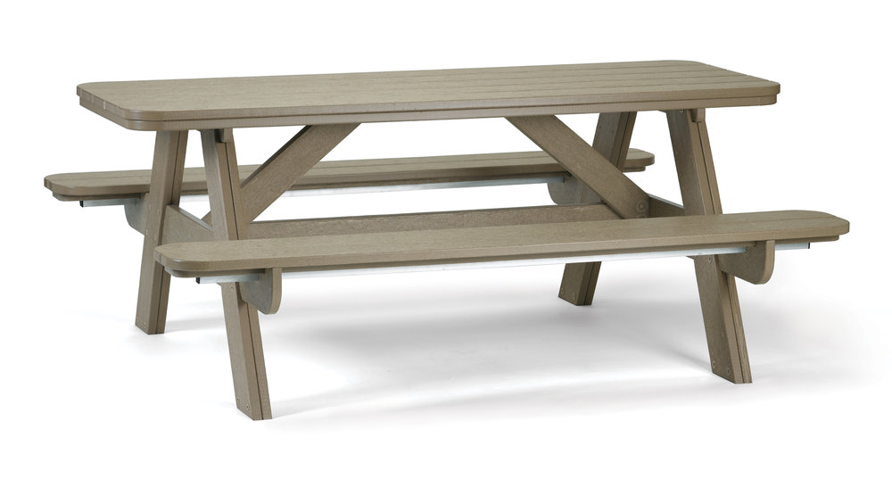 The Lumber Picnic Table - Gallo Design Group