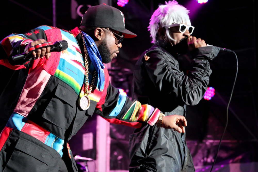 Outkast Live Performance