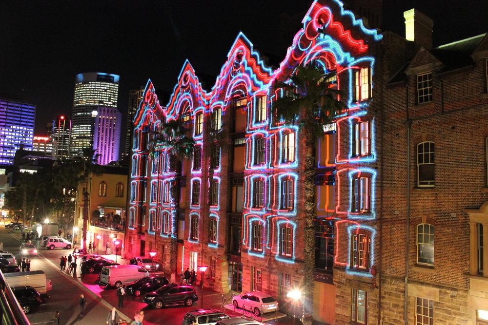 Vivid Sydney Lights