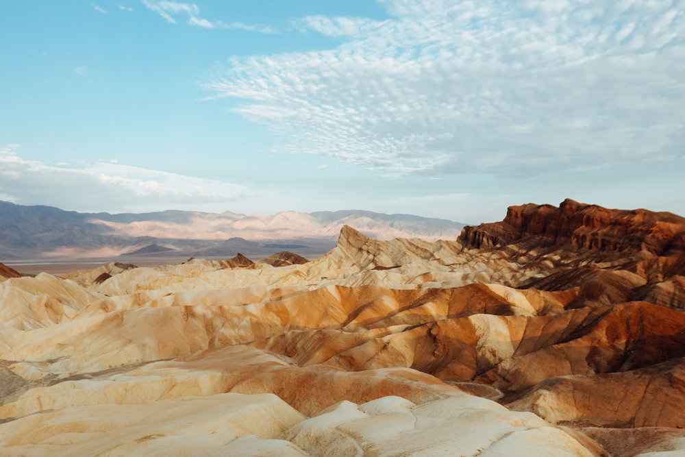 Death Valley  -