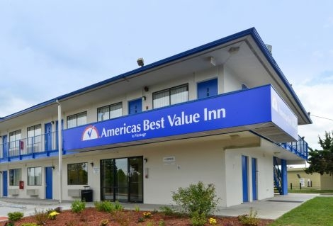 Americas Best Value Inn - Anderson, Indiana