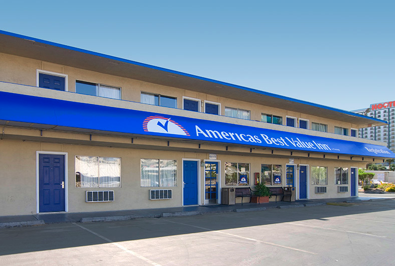 Americas Best Value Inn - Las Vegas, Nevada