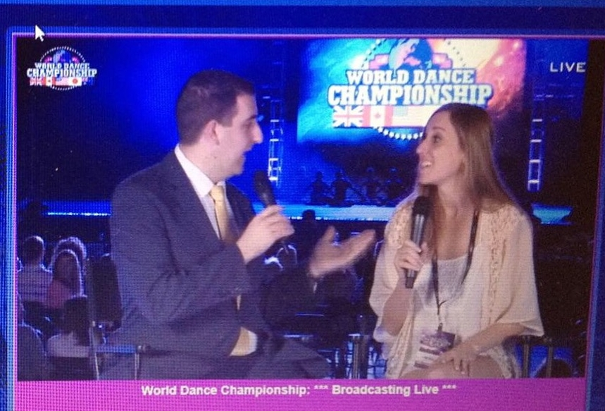 World Dance Championship Interview