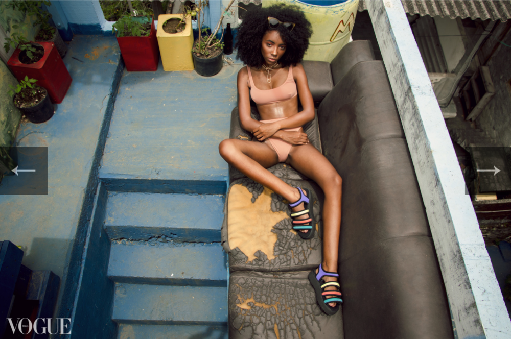 Vogue Italia - Perky Shoes