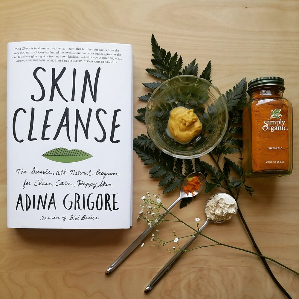 skin cleanse the simple allnatural program for clear calm happy skin