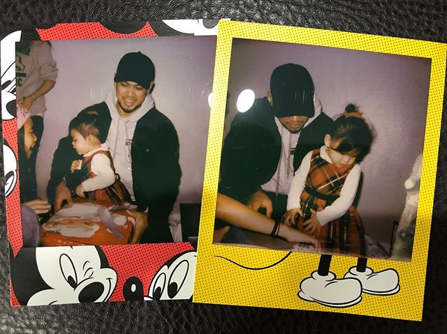 "Me & my ""Minnie"" Me 👨‍👧"